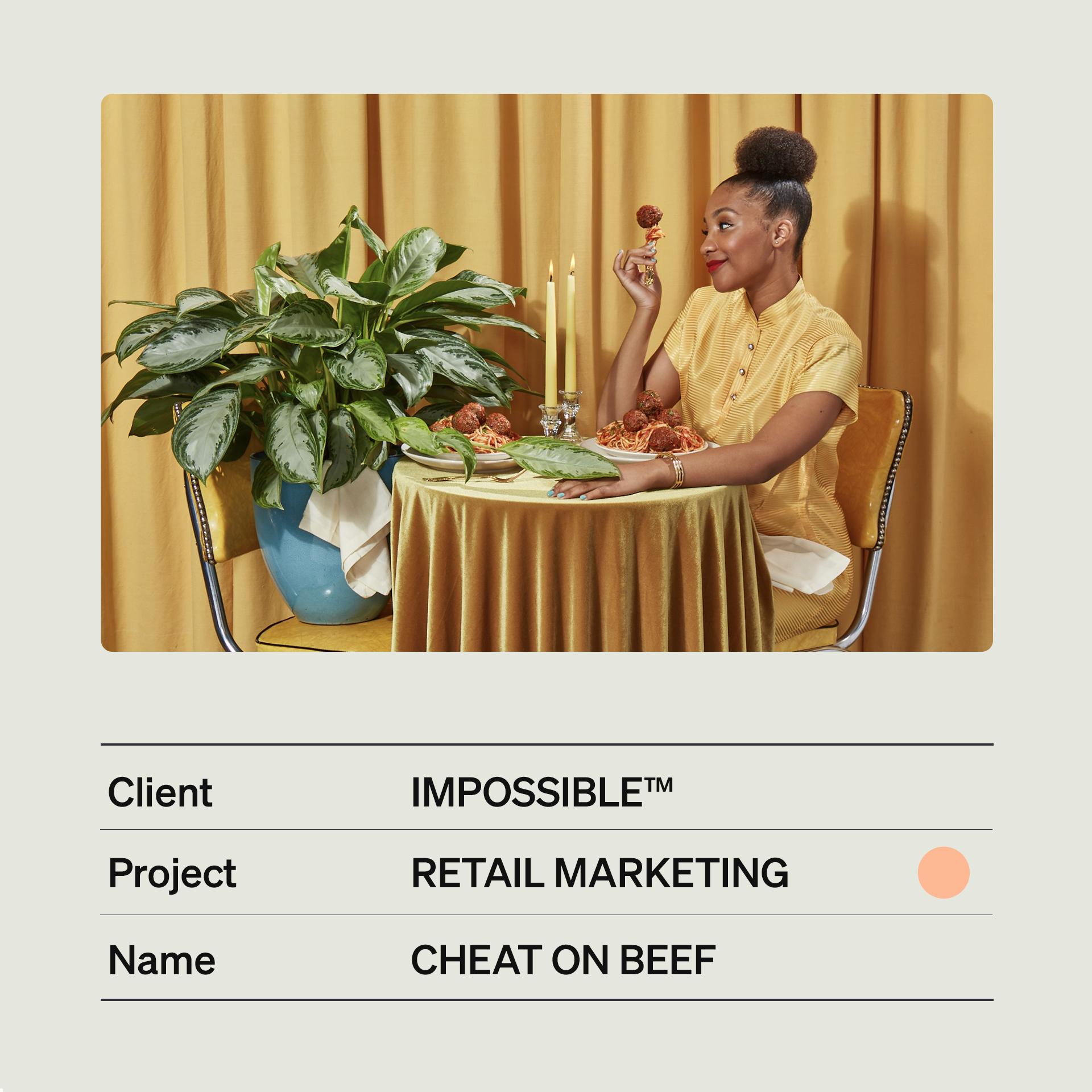 Cheat on Beef
